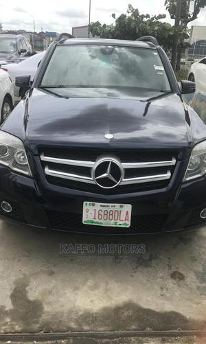 Mercedes-Benz GLK-Class 2012 350 4MATIC Blue | Cars for sale in Lagos State, Ikeja