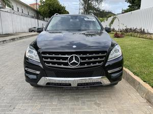Mercedes-Benz M Class 2013 ML 350 4Matic Black | Cars for sale in Lagos State, Ikoyi