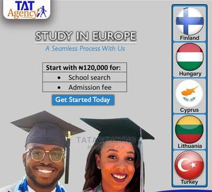 Europe Study Visa   Travel Agents & Tours for sale in Lagos State, Lekki