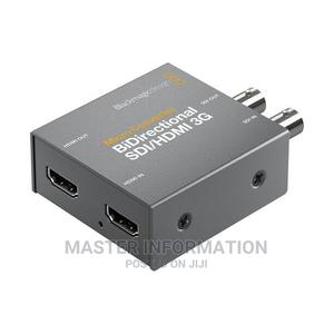 Blackmagic Micro Converter Bidirectional Sdi/Hdmi 3g | Accessories & Supplies for Electronics for sale in Lagos State, Ikeja