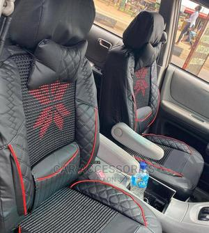 Very Affordable Full Coverage Leather Seat Cover   Vehicle Parts & Accessories for sale in Lagos State, Ojo