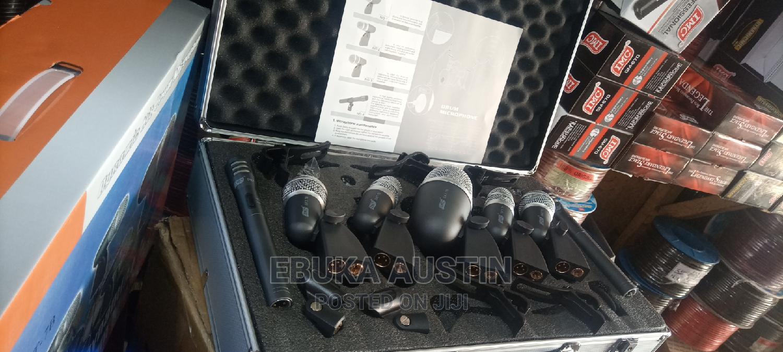 Archive: 7set Drum Microphone