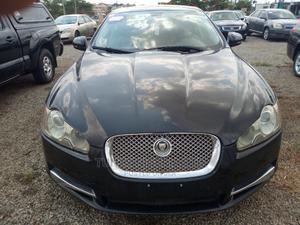 Jaguar XF 2010 Black | Cars for sale in Abuja (FCT) State, Jabi
