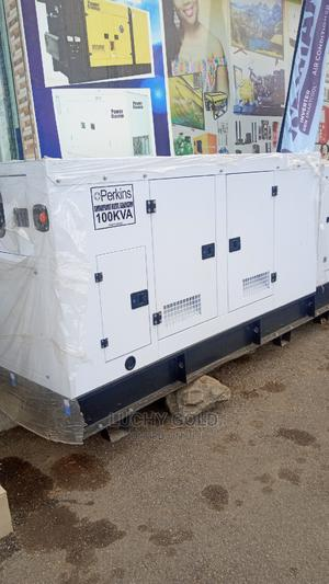 Perkins Noiseless Gen 100kva   Electrical Equipment for sale in Abuja (FCT) State, Wuse 2