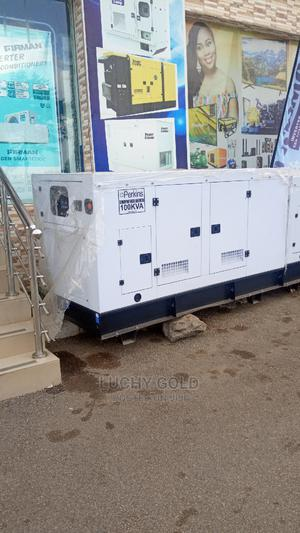 Perkins Soundproof 100kva | Electrical Equipment for sale in Abuja (FCT) State, Wuse 2