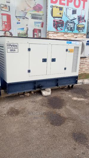 Perkins 20kva Soundproof | Electrical Equipment for sale in Abuja (FCT) State, Wuse 2