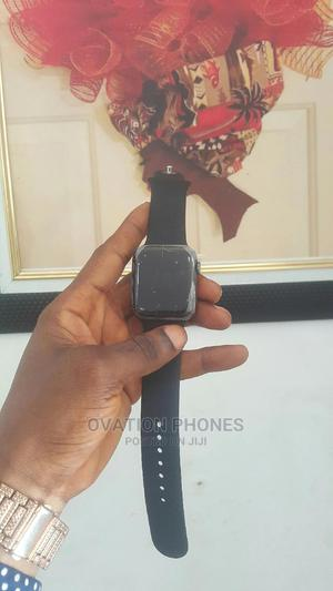 Apple Iwatch Series 4 44mm GPS and Cellular USED | Smart Watches & Trackers for sale in Lagos State, Ikeja