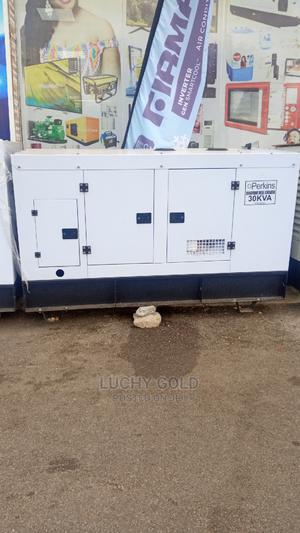 Perkins Siundproof 30kva | Electrical Equipment for sale in Abuja (FCT) State, Wuse 2