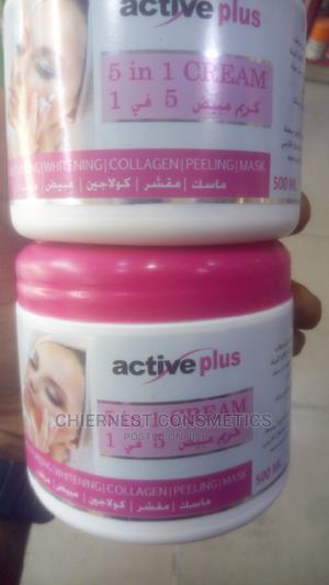 Active Plus 5 in 1 Cream   Bath & Body for sale in Lagos State, Amuwo-Odofin