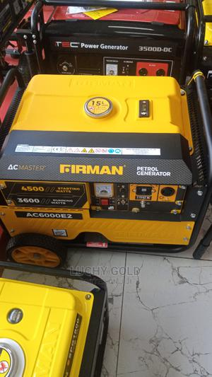 Firman 6000 | Electrical Equipment for sale in Abuja (FCT) State, Wuse 2
