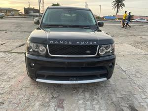 Land Rover Range Rover Sport 2013 HSE 4x4 (5.0L 8cyl 6A) Black | Cars for sale in Lagos State, Lekki