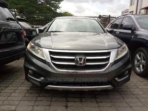 Honda Accord CrossTour 2013 EX-L AWD Gray | Cars for sale in Lagos State, Magodo