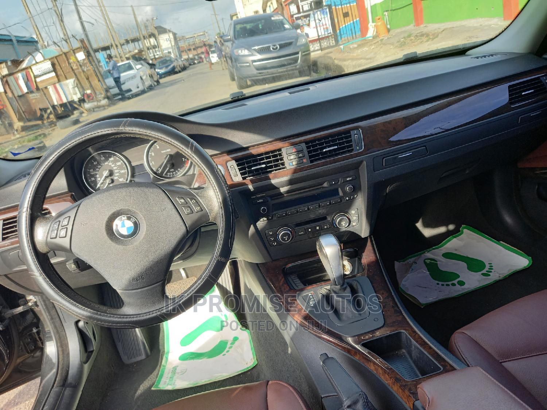 BMW 328i 2008 Black | Cars for sale in Ikeja, Lagos State, Nigeria