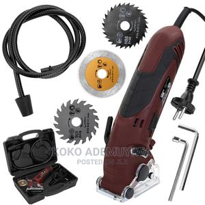 Multifunctional Electric Mini-circular Saw | Electrical Hand Tools for sale in Abuja (FCT) State, Central Business District