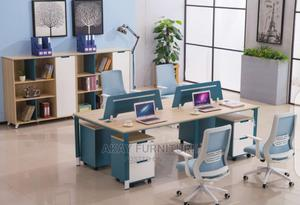 Workstation for 4 People | Furniture for sale in Lagos State, Victoria Island