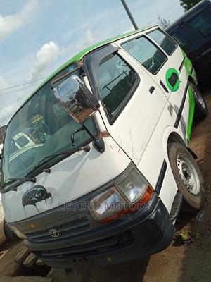 Toyota Hiace Bus Automatic | Buses & Microbuses for sale in Lagos State, Alimosho