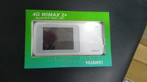 Huawei Mobile 4g Wimax Speed Wi-Fi | Networking Products for sale in Lagos State, Ikeja