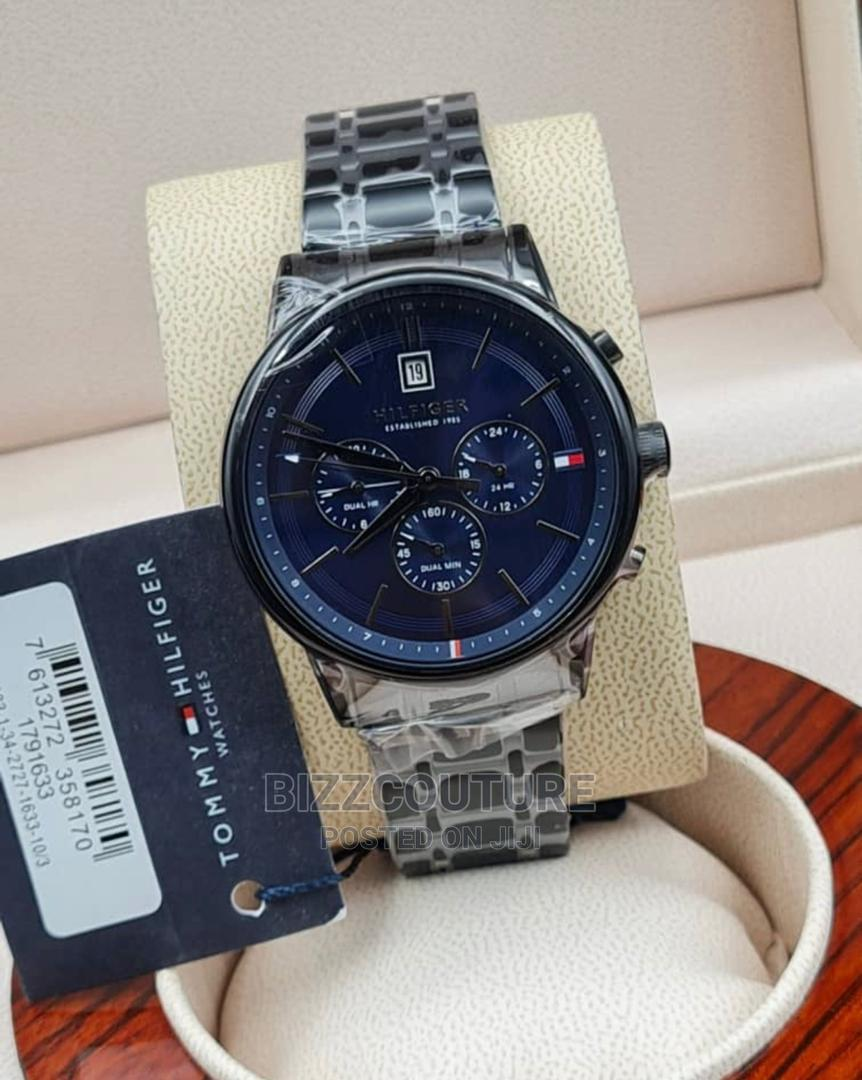 High Quality TOMMY HILFIGER Watch for Men