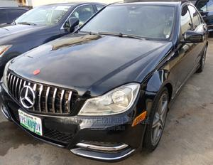 Mercedes-Benz C350 2012 Black | Cars for sale in Lagos State, Ikeja