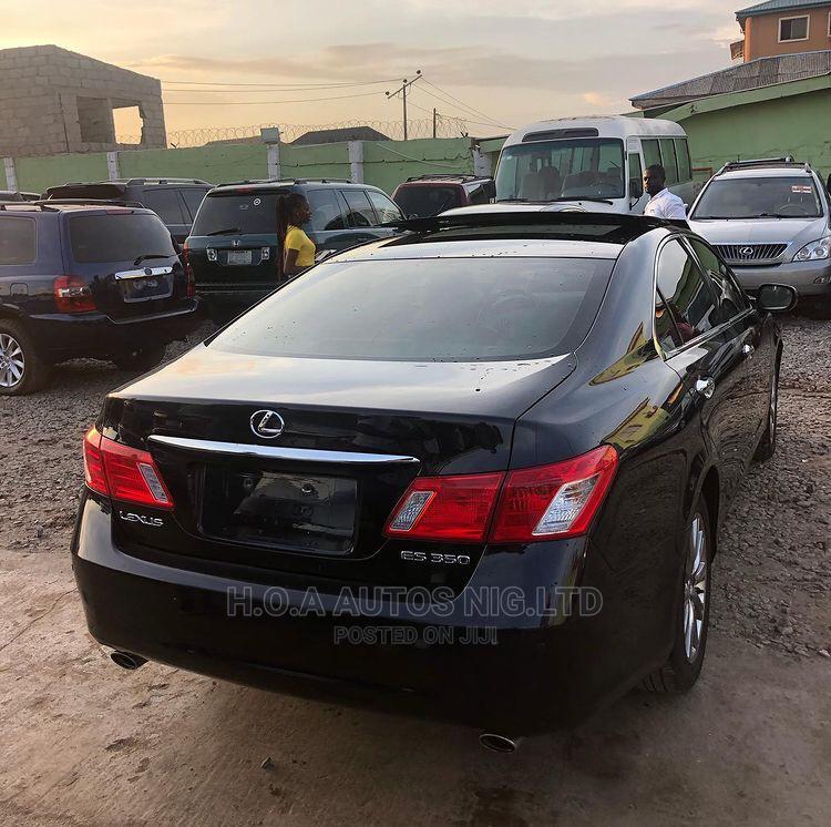 Lexus ES 2009 350 Blue   Cars for sale in Agege, Lagos State, Nigeria
