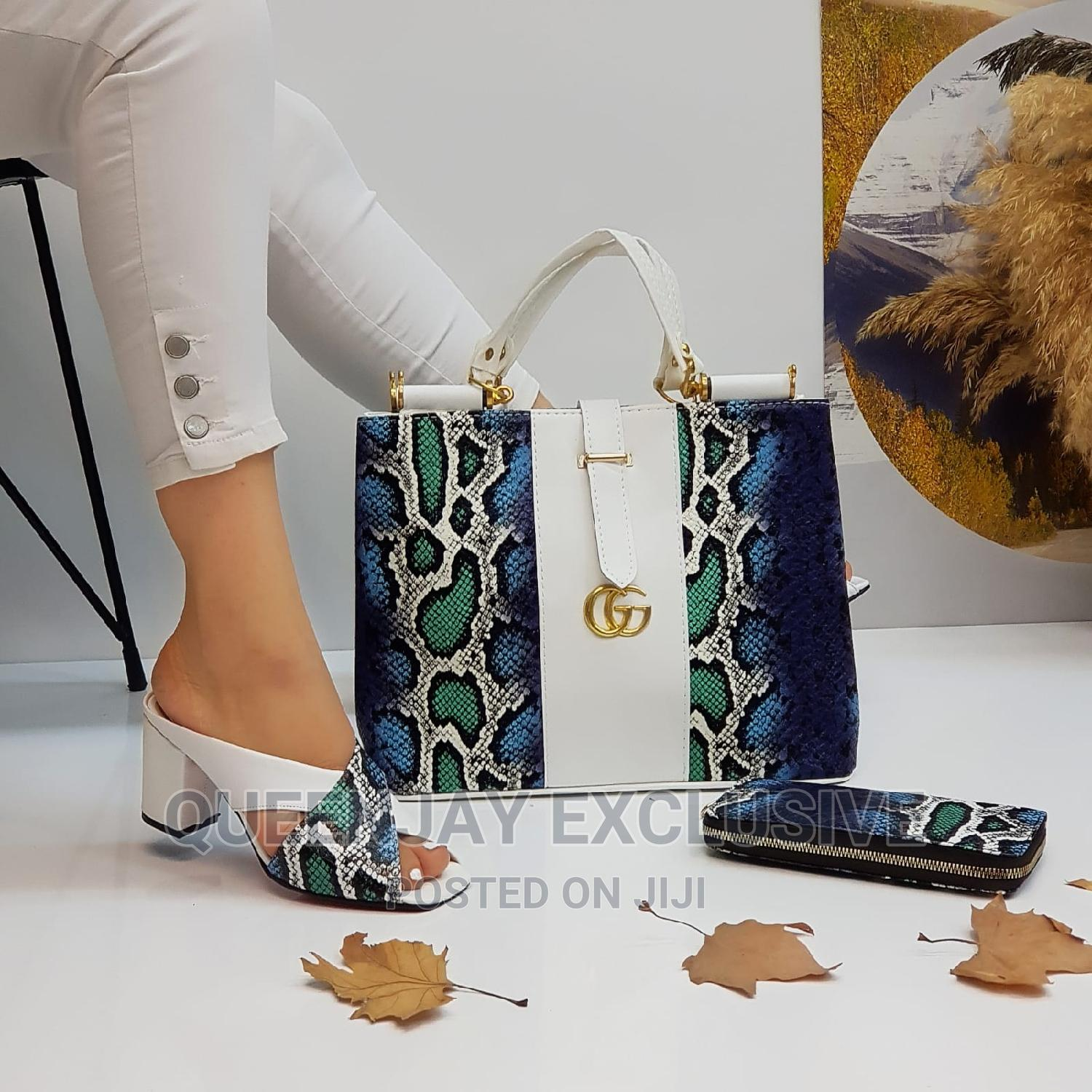 Original Turkey Handbag, Purse Slippers and Bags | Bags for sale in Yaba, Lagos State, Nigeria