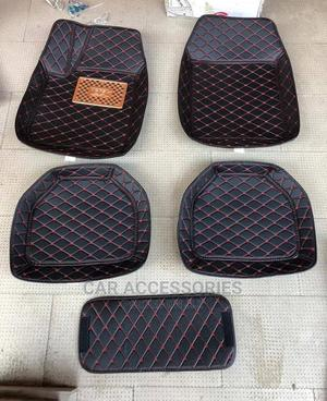 Universal Leather Tiles Floormat   Vehicle Parts & Accessories for sale in Lagos State, Ojo