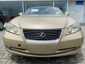 Lexus ES 2008 350 Gold | Cars for sale in Lagos State, Lekki