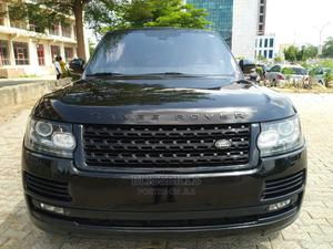Land Rover Range Rover 2014 Black | Cars for sale in Abuja (FCT) State, Central Business District