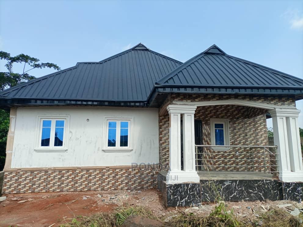 4 Bedrooms Bungalow for Sale in Ponda, Benin City