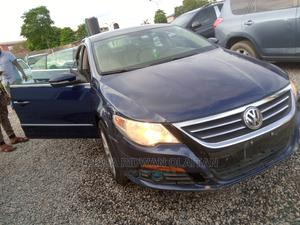 Volkswagen Passat 2008 1.8 T Automatic Blue | Cars for sale in Lagos State, Yaba