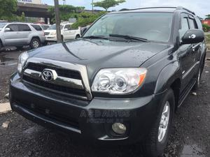 Toyota 4-Runner 2007 Limited 4x4 V6 Green   Cars for sale in Lagos State, Amuwo-Odofin