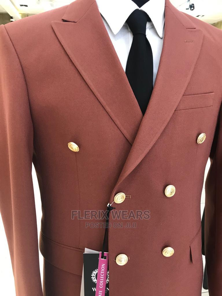 Archive: Exclusive Turkey Double Breasted Blazer