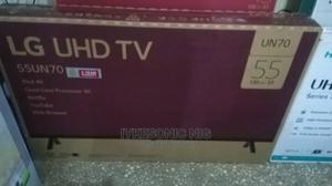"""LG TV 55""""Inches Model Number UN70   TV & DVD Equipment for sale in Lagos State, Ojo"""