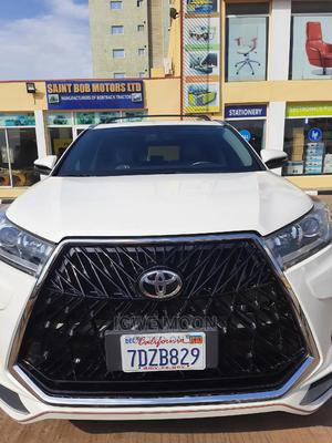 Toyota Highlander 2016 XLE V6 4x4 (3.5L 6cyl 6A) White | Cars for sale in Abuja (FCT) State, Central Business District
