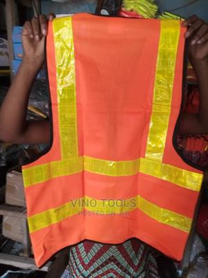 Reflective Jacket With Pvc   Safetywear & Equipment for sale in Lagos State, Lagos Island (Eko)