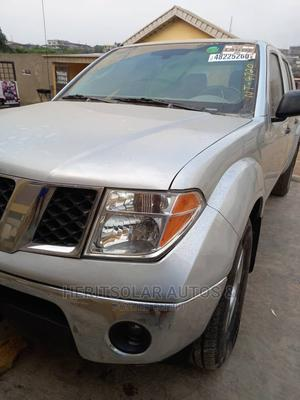 Nissan Frontier 2005 Automatic Silver | Cars for sale in Lagos State, Ojodu