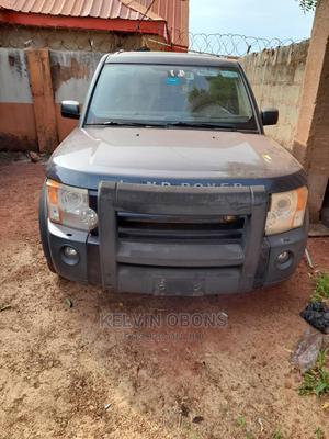 Land Rover LR3 2007 V8 SE Blue | Cars for sale in Benue State, Otukpo