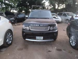 Rover Land 2008 Black | Cars for sale in Lagos State, Magodo