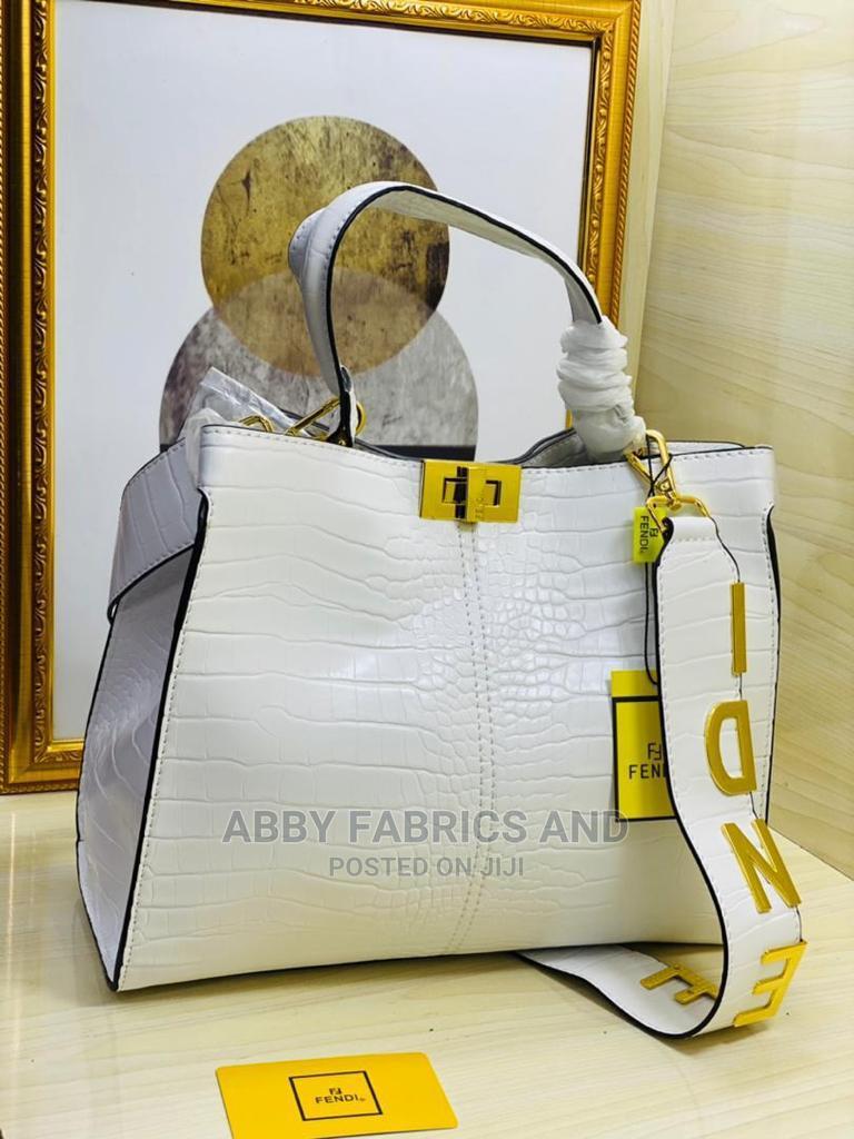 Archive: Luxurious Fendi Handbags