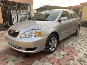 Toyota Corolla 2007 Silver | Cars for sale in Lagos State, Gbagada