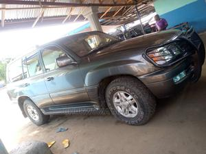 Lexus LX 2001 Gray | Cars for sale in Rivers State, Port-Harcourt