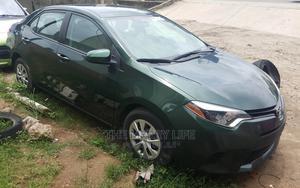 Toyota Corolla 2014 Green   Cars for sale in Lagos State, Ikoyi
