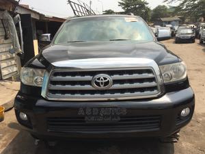Toyota Sequoia 2011 Black   Cars for sale in Lagos State, Amuwo-Odofin