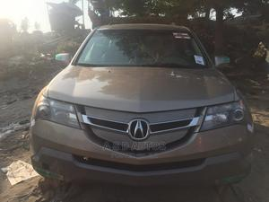 Acura MDX 2008 SUV 4dr AWD (3.7 6cyl 5A) Gold | Cars for sale in Lagos State, Amuwo-Odofin