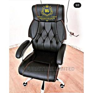 Executive Office Swivel Chair(Leather) | Furniture for sale in Lagos State, Ilupeju