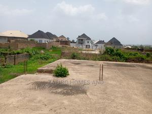 Full Plot of Land With German Floor at Akoto Estate Elebu   Land & Plots For Sale for sale in Ibadan, Akala Express