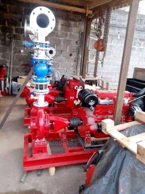 Cnp Fire Hydrant Pump | Plumbing & Water Supply for sale in Lagos State, Amuwo-Odofin