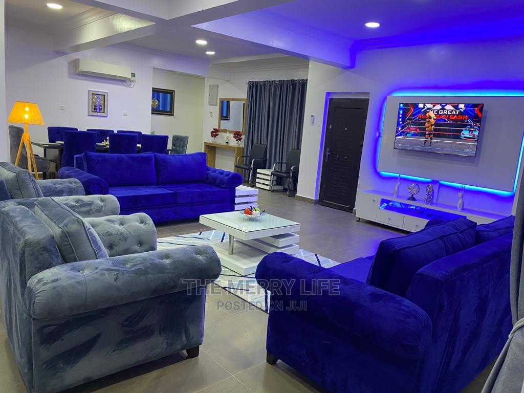 Luxury 5 Bedroom Apartment Shortlet in Victoria Island