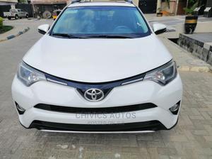 Toyota RAV4 2016 White   Cars for sale in Lagos State, Amuwo-Odofin