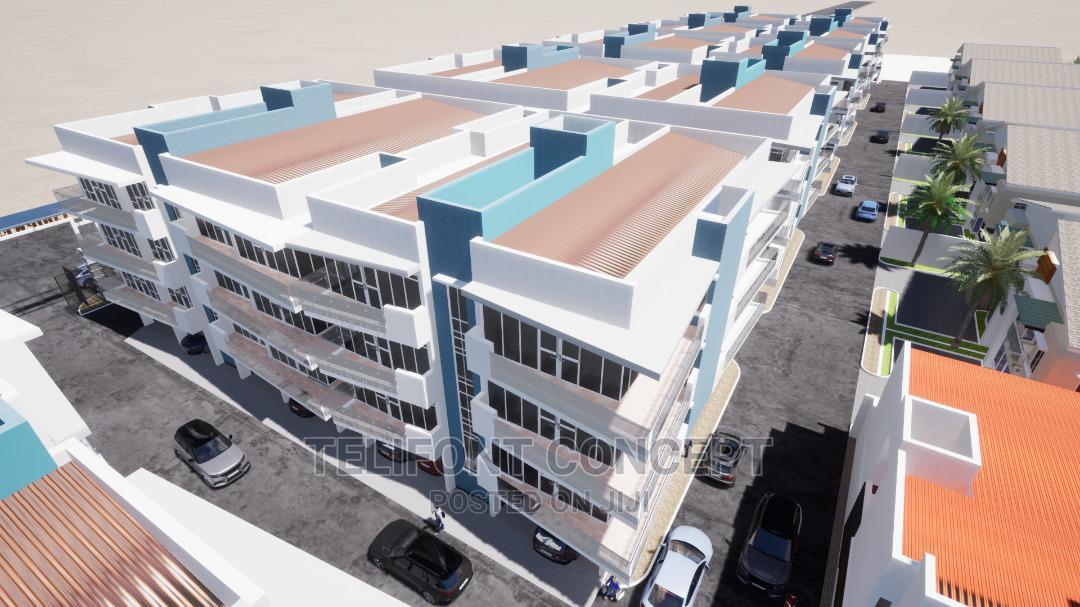 Archive: 4 Bedrooms Block of Flats for Sale in Kriztal Premium, Gwarinpa